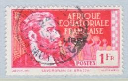 A.E.F.  109  (o)  MIDDLE  CONGO  Cd. - A.E.F. (1936-1958)