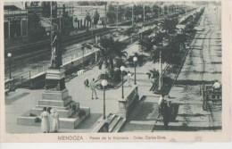 MENDOZA ( Paseo Lde La Alameda ) - Argentina