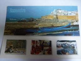 Maroc, Essaouira, Ses Remparts Historiques - Morocco