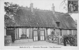 """NEVILLE.Chaumiére Normande """"Tout Bonnemont"""". - France"""