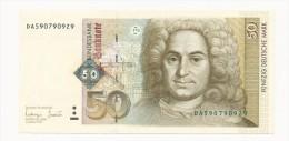 50 Mark 1996 - [ 7] 1949-… : RFA - Rep. Fed. Tedesca