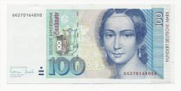 100 Mark 1996 - [ 7] 1949-… : RFA - Rep. Fed. Tedesca