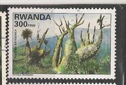 RWANDA 1406 Used Oblitéré - Rwanda