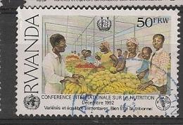 RWANDA 1393 Used Oblitéré - Rwanda