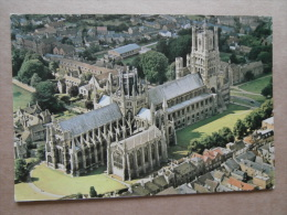 37500 PC: CAMBRIDGESHIRE: ELY: Ely Cathedral. - Ely