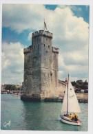 LA ROCHELLE - N° 171 14 - TOUR ST NICOLAS AVEC VOILIER - Ed. GREFF - La Rochelle