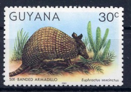 Guyane,Yvert 596, Scott 329m, SG 852, MNH - Guyana (1966-...)