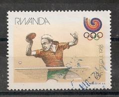 RWANDA 1330 Used Oblitéré - Rwanda