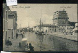 VIAREGGIO CANALE E TORRE  MATILDE - Viareggio