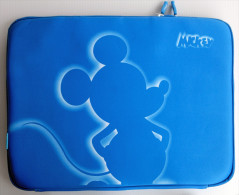 """DISNEY 15.4"""" LAPTOP / NOTEBOOK SLEEVE - COLLECTORS ITEM NO LONGER AVAILABLE FROM DISNEY - BRAND NEW - Sciences & Technique"""