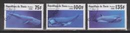 Benin Used; Walvis, Whale, Ballena, Baleine 1996 - Wale