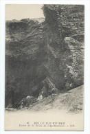 Belle-Ile-en-Mer - Entrée De La Grotte De L'Apothicairerie - Belle Ile En Mer