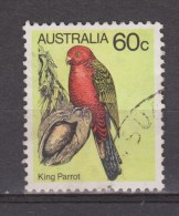 Australie, Australia Used ;  Papegaai, Perroquet, Perruche, Parrakeet, Parots, Papagayo, Cotorra, - Papegaaien, Parkieten