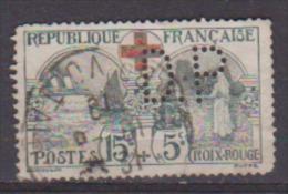 - Perforation D.P  93 - Indice 6 - Sur Y & T 156 - 5 Specimen Signalés - Denis Poulot Fils - Paris - - Francia