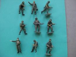 Figurines 1/35 Armée Américaine Et Anglaise & - Figurines