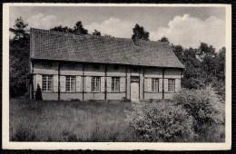 """TOURNEPPE - DWORP -- """" Brabants Huls / Maison Brabançonne """" .   -- édit. Janssens - Belgique"""
