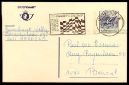 Schaken Schach Chess ajedrez �checs - Belgie Oostende 1987 - type 3