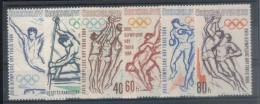 CECOSLOVACCHIA  1963  GIOCHI OLIMPICI  TOKYO  - MNH - Summer 1964: Tokyo