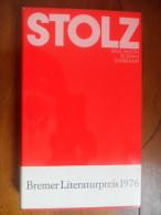 Stolz (Paul Nizon) De 1976 - Livres, BD, Revues