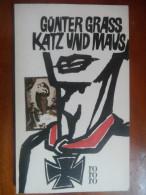 Katz Und Maus  (Günter Grass) De 1968 - Livres, BD, Revues