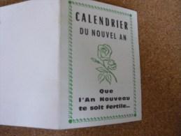 Calendrier Humoristique Du Nouvel An - Calendriers