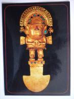 perou - lima ( couteau  ceremoniel or et turquoise (2scann)