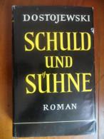 Schuld Und Sühne (F.M. Dostojewski) De 1957 - Livres, BD, Revues