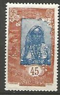 COTE DES SOMALIS   N� 94 NEUF** LUXE / MNH