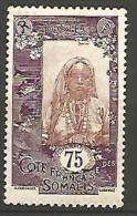 COTE DES SOMALIS   N� 96 NEUF** TTB / MNH