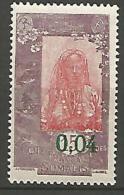 COTE DES SOMALIS YVERT  N� 110 NEUF** LUXE / MNH