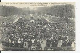 Paris  La Musique De La Garde Républicaine Au Jardin Des Plantes - Frankreich