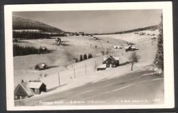 C02091 - Czech Rep. (1949) Dolni Mala Upa; Postcard (Foto-fon): Giant Mountains - Borderland Shed - Tchéquie