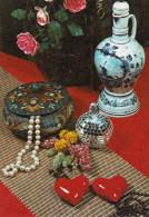 España-Flores - Porcelana