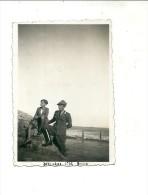 ANZIO   1934 .   CM .6. X 8,5 -- RARA UNICA - Altre Città