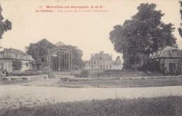 MAROLLES EN HUREPOIX - Le Chateau - Vue Prise De La Grille D´honneur - France