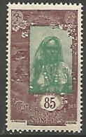 COTE DES SOMALIS YVERT  N� 132 NEUF** LUXE / MNH