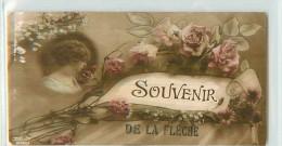 17835 - LA FLECHE - SOUVENIR DE - La Fleche