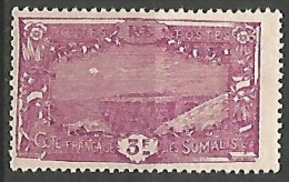 COTE DES SOMALIS YVERT  N� 136 NEUF** TTB / MNH