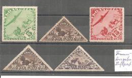 Tannu-Tuwa, Ausgabe 1934  Luftpost* - Touva