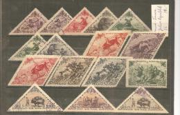 Tannu-Tuwa,, 15 Jahre Republik 1936 O - Tuva