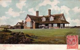 ALTE AK  ALDEBURGH / Suffolk  - The Golf House -  1920 ca.