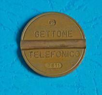 Token / Gettone Telefonico UT 7811 - Monétaires/De Nécessité