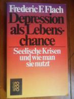 Depression Als Lebenschance (Frederic F.Flach) De 1983 - Livres, BD, Revues