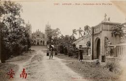 ANNAM HUE CATHEDRALE DE LA PHU CAM - Vietnam
