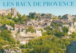 LES BAUX DE PROVENCE VUE GENERALE - Les-Baux-de-Provence