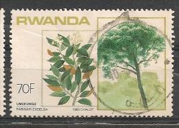 RWANDA 1191 Used Oblitéré - Rwanda