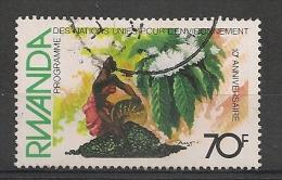RWANDA 1140 Used Oblitéré - Rwanda