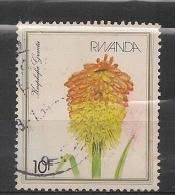 RWANDA 1106 Used Oblitéré - Rwanda