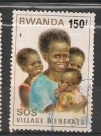 RWANDA 1045 Used Oblitéré - Rwanda