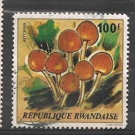 RWANDA 993 Used Oblitéré - Rwanda